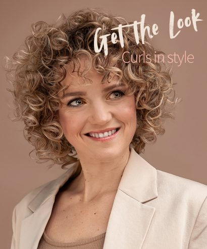 Get the Look: Curls in style