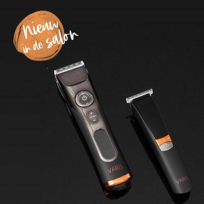 Beschermd: Nieuw in de salon: VARIS Hair Clipper & Hair Trimmer