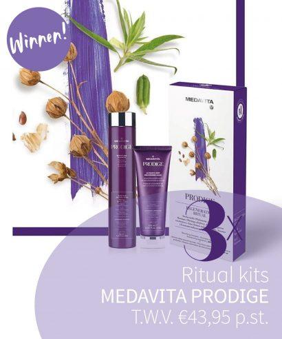 WINNEN: 3x Medavia Prodige Regeneration Ritual Kit
